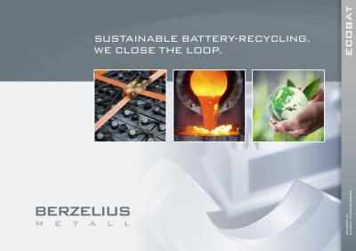 BERZELIUS Metall Holding :: ECOBAT Technologies :: LEADERS